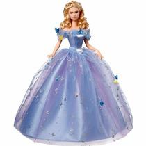 Boneca Disney Princesas - Cinderela De Luxo - Mattel