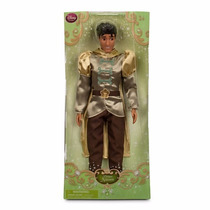 Boneco Príncipe Naveen 30cm - Original Importado Da Disney.