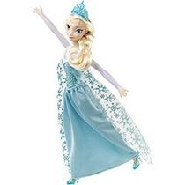 Boneca Disney Frozen Princeza Elza Musical - Matell