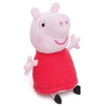 Boneca De Pelúcia Estrela Peppa Pig Pim Pam Pum Pépa