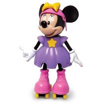 Boneca Minnie Patinadora - Elka