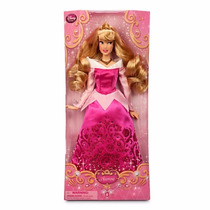 Boneca Aurora Bela Adormecida Princesa Disney Store Original