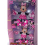 Boneca Minnie Mouse Lider De Torcida Fisher Price