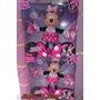 Boneca Minnie Mouse Lider De Torcida Fisher Price