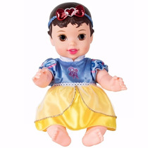 Boneca Princesas Disney Baby Branca De Neve Mimo Lacrada