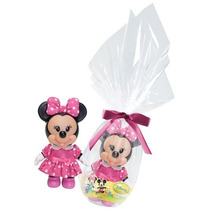 Mini Ovo Boneca Minnie Disney Multibrink Brinquedo Páscoa