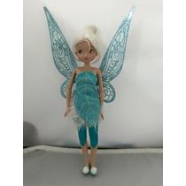 Periwinkle Irmã Tinkerbell 26cm Disney Store Original