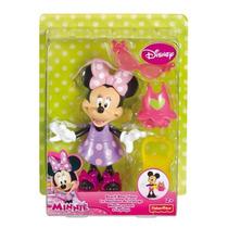 Boneca Minnie Hora Da Praia - Mattel