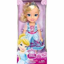 Boneca Cinderela Disney Minha Primeira Princesa 6347 - Mimo