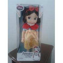 Boneca Branca De Neve Original Disney Animators 40cm