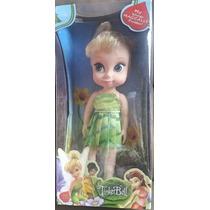 Boneca Fada Sininho Tinkerbell Disney 35cm