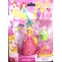 Princesa Aurora Troca Roupinha Com Bichinho Magic Clip