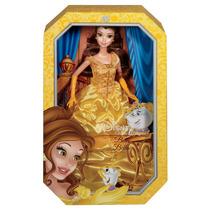 Boneca Bela Princesas Clássicas Disney - Mattel