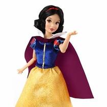 Boneca Princesa Branca De Neve Original Disney - 28cm