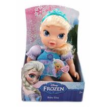 Boneca Minha Primeira Princesa Baby Elza Frozen P/entrega