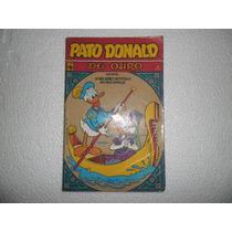 Gibi O Pato Donald De Ouro Nº:1 Ed. Abril