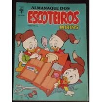 Almanaque Dos Escoteiros Mirins Nº 2 - Ed. Abril - 1987