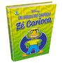 Livro Um Brasileiro Zé Carioca - Capa Dura E Lacrado