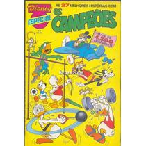 Disney Especial Nº 64 - Os Campeões - 1982 1ª Ed.