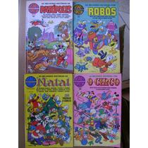 Disney Especial 1ª Edição Nºs 31 Ao 37