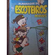 Gibi Almanaque Escoteiros Mirins Nº 1 1987 Abril