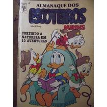 Gibi Almanaque Escoteiros Mirins Nº 3 1987 Abril