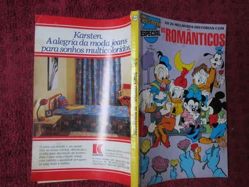 disney romanticos: