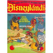 Revista Disneylândia Nº 44 - Editora Abril - 1972