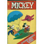 Revista Mickey Nº 223 Maio 1971 68 Paginas Editora Abril