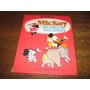 Mickey No Circo Do Pato Donald Editora Ebal 1965 Capa Dura