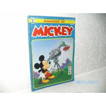 Gibi Revista Almanaque Do Mickey Edição 2 - Abril Jovem 2011