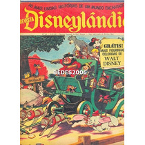 Revista Disneylândia Nº 28 - Editora Abril - 1972