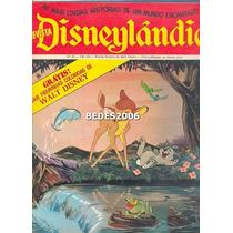 Revista Disneylândia Nº 24 - Editora Abril - 1972