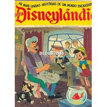Revista Disneylândia Nº 43 - Editora Abril - 1972