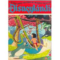 Revista Disneylândia Nº 50 - Editora Abril - 1972