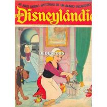 Revista Disneylândia Nº 52 - Editora Abril - 1972