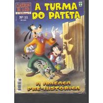 A Turma Do Pateta N 11 - Clássicos De Luxo Disney - Ed Abril