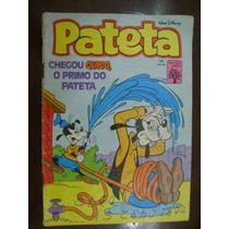 Gibi Pateta Nº 9 Ano 1983 Ed. Abril
