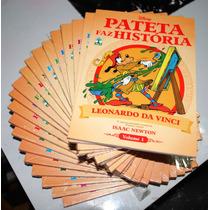 Pateta Faz História, Coleção Completa 1 Ao 20