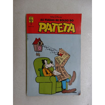 As Grandes Piadas Do Pateta Nº 7! Ed. Abril Nov 1989!