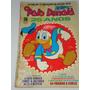 Pato Donald Nº 1234/1975 Comemorativa Dos 25 Anos Da Revista