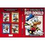 As Muitas Vidas Do Pato Donald - Completo 4 Edições