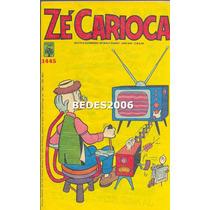 Zé Carioca Nº 1445 - Editora Abril - 1979