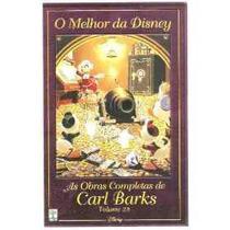 O Melhor Da Disney - Obras Completas De Barks 28 Ou 33