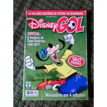 Disney Gol N. 1 - Ed. Abril - Manuseada - Leia O Anuncio!