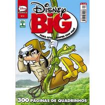 Disney Big # 31 300 Pags Novo! = Indiana Pateta Donald Duplo