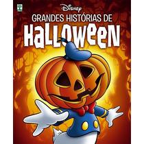 Gibi Disney Gigante Grandes Historias De Halloween # 1 Novo!