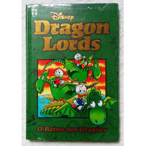 Dragon Lords - Reino Dos Dragões - Coleção Disney Capa Dura