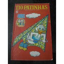 Gibi Tio Patinhas Nº 143 Ano 1977 Editora Abril