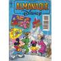Almanaque Disney Nº 290 Mau Estado Não É P/ Colec. Exigentes